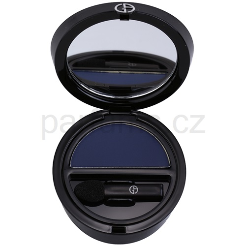 Armani Eyes To Kill Mono oční stíny odstín 02 Armani Navy (Macro-color Eyeshadow) 1,5 g