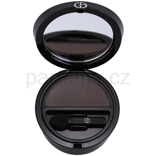 Armani Eyes To Kill Mono oční stíny odstín 08 Gun Metal (Macro-color Eyeshadow) 1,5 g