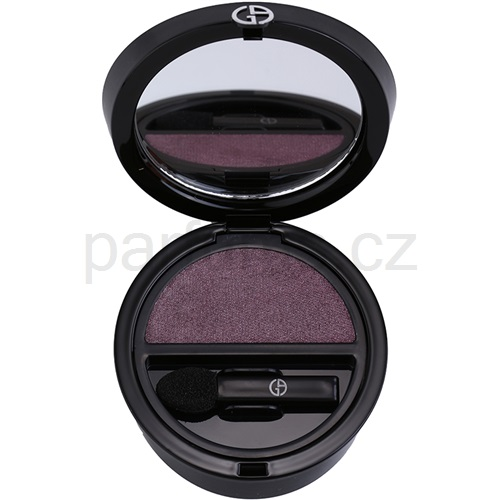 Armani Eyes To Kill Mono oční stíny odstín 16 Dark Plum (Macro-color Eyeshadow ) 1,5 g