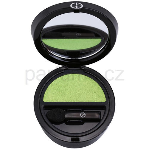 Armani Eyes To Kill Mono oční stíny odstín 17 Green Viper (Macro-color Eyeshadow) 1,5 g