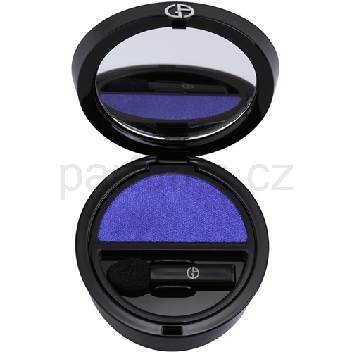 Armani Eyes To Kill Mono oční stíny odstín 20 Sapphire Spider (Macro-color Eyeshadow) 1,5 g