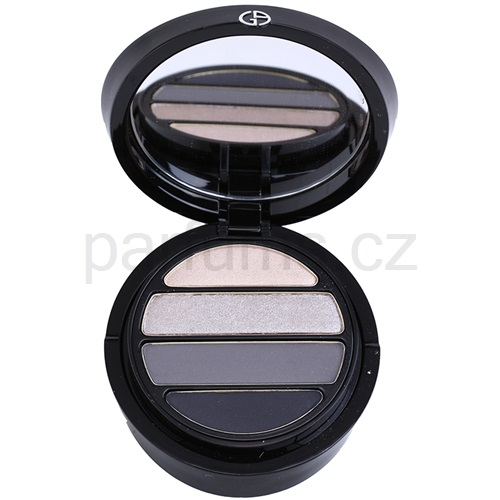 Armani Eyes To Kill Quad oční stíny odstín 1 Maestro (4 Color Eyeshadow Palette) 4 g