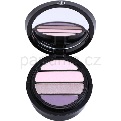 Armani Eyes To Kill Quad oční stíny odstín 8 Parma (4 Color Eyeshadow Palette) 4 g
