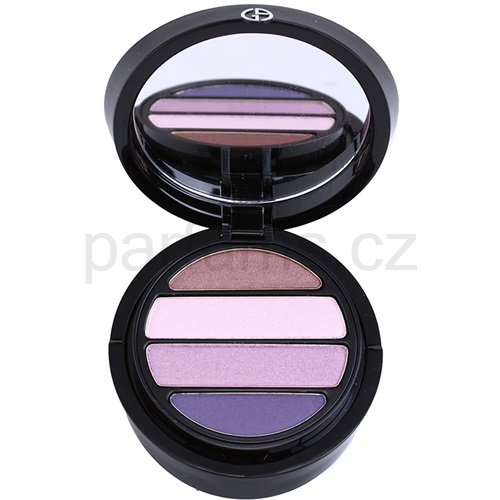 Armani Eyes To Kill Quad oční stíny odstín 12 Fatale (4 Color Eyeshadow Palette) 4 g