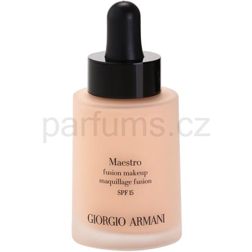 Armani Maestro lehký make-up odstín 5 SPF 15 (Fusion Makeup) 30 ml