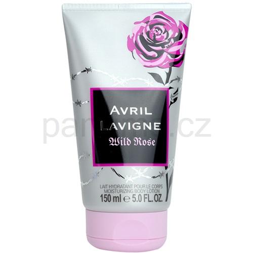 Avril Lavigne Wild Rose 150 ml tělové mléko