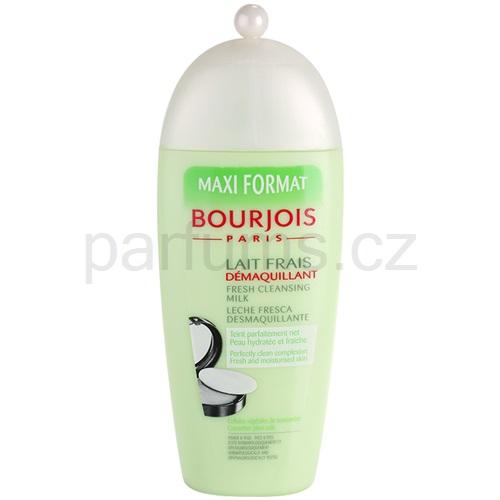 Bourjois Cleansers & Toners čisticí mléko pro všechny typy pleti (Fresh Cleansing Milk) 250 ml