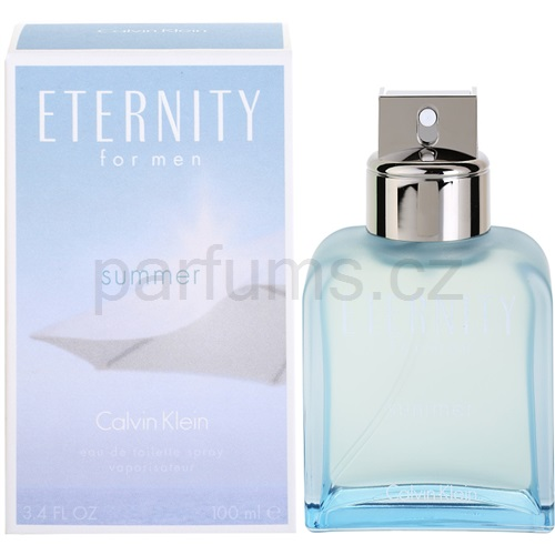 Calvin Klein Eternity for Men Summer (2014) 100 ml toaletní voda