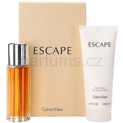 Calvin Klein Escape 100 ml III. dárková sada