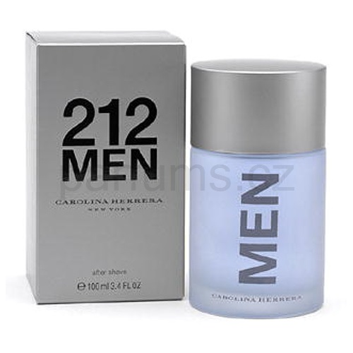 Carolina Herrera 212 NYC Men 100 ml voda po holení