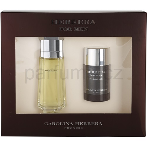 Carolina Herrera Herrera For Men 100 ml III. dárková sada