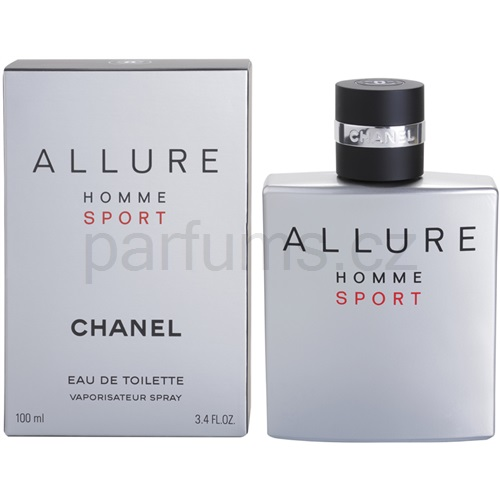 Chanel Allure Homme Sport 100 ml toaletní voda
