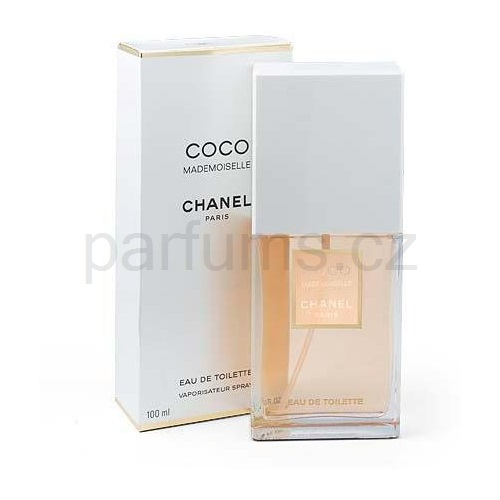 Chanel Coco Mademoiselle 50 ml toaletní voda