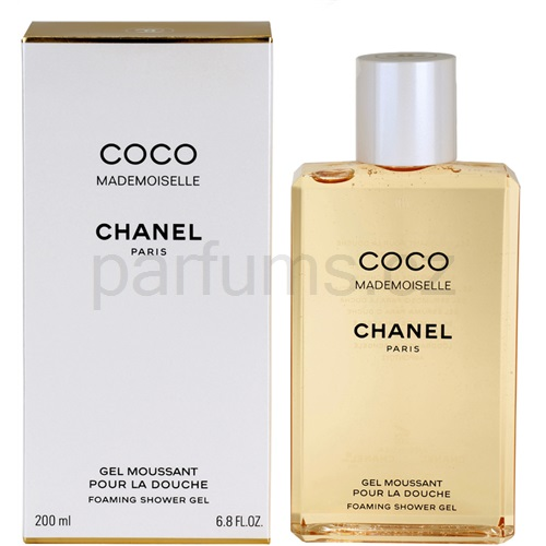 Chanel Coco Mademoiselle 200 ml sprchový gel
