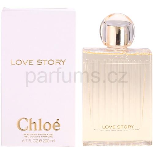 Chloé Love Story 200 ml sprchový gel