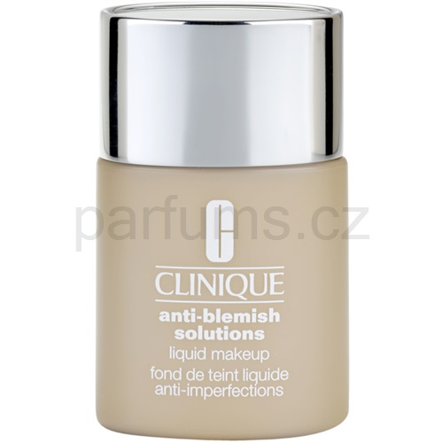Clinique Anti-Blemish Solutions tekutý make-up pro problematickou pleť, akné odstín 02 Fresh Ivory 30 ml