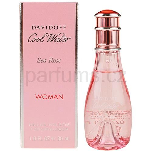 Davidoff Cool Water Woman Sea Rose 30 ml toaletní voda