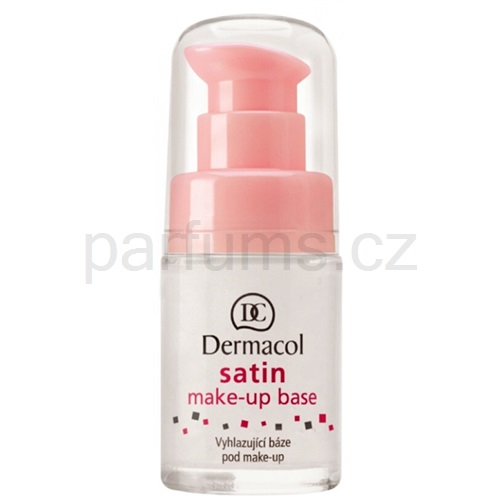 Dermacol Satin vyhlazující báze pod make-up (Skin smoothing make-up base) 15 ml