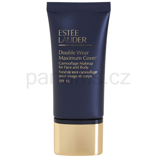 Estée Lauder Double Wear Maximum Cover krycí make-up na obličej a tělo odstín 3C4 Medium/Deep SPF 15 (Camouflage Makeup for Face and Body) 30 ml