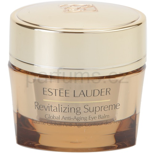Estée Lauder Revitalizing Supreme oční péče proti vráskám (Global Anti-Aging Eye Balm) 15 ml