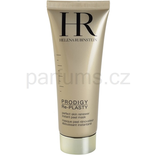 Helena Rubinstein Prodigy Re-Plasty High Definition Peel peelingová maska pro obnovu pevnosti pleti (Perfect Skin Renewer Instant Peel Mask) 75 ml