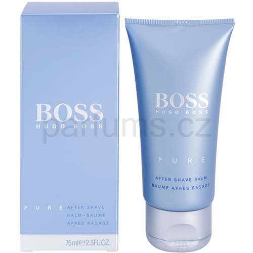 Hugo Boss Boss Pure 75 ml balzám po holení
