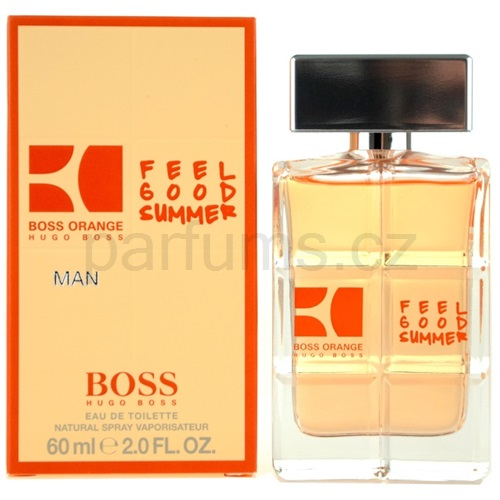 Hugo Boss Boss Orange Man Feel Good Summer 60 ml toaletní voda