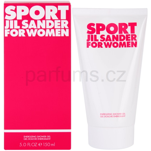 Jil Sander Sport Woman 150 ml sprchový gel