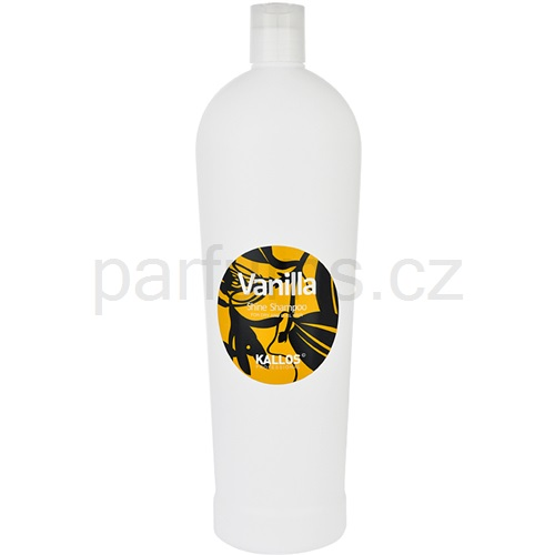 Kallos Vanilla šampon pro suché vlasy (Shine Shampoo) 1000 ml