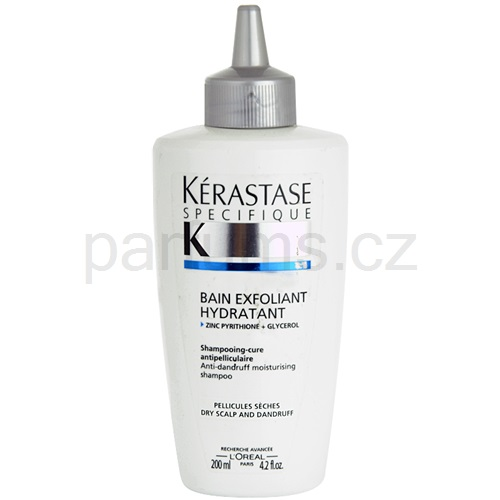 Kérastase Specifique šampon proti suchým lupům (Bain Exfoliant Hydratant Shampoo) 200 ml