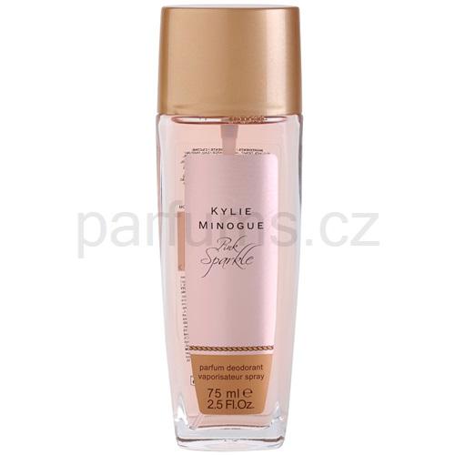 Kylie Minogue Pink Sparkle 75 ml deodorant s rozprašovačem