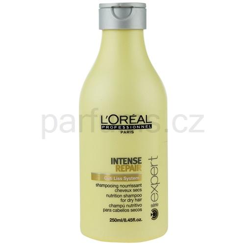 L'Oréal Professionnel Série Expert Intense Repair vyživující šampon pro suché, namáhané vlasy (Shampoo with Cuti Liss System) 250 ml