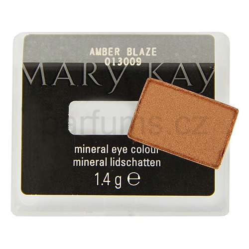 Mary Kay Mineral Eye Colour oční stíny odstín Amber Blaze (Mineral Eye Colour) 1,4 g