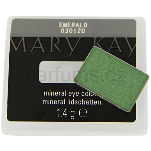 Mary Kay Mineral Eye Colour oční stíny odstín Emerald (Mineral Eye Colour) 1,4 g