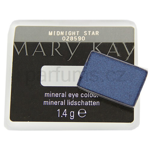 Mary Kay Mineral Eye Colour oční stíny odstín Midnight Star (Mineral Eye Colour) 1,4 g