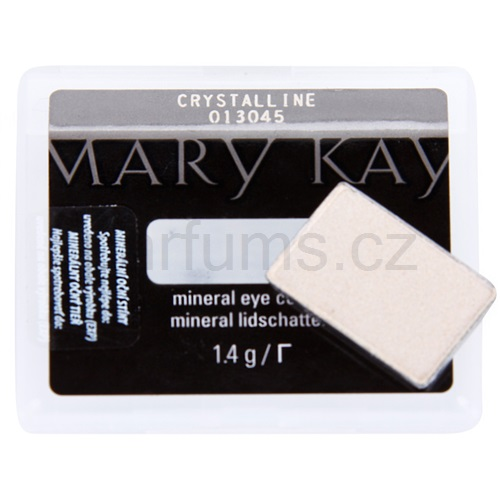 Mary Kay Mineral Eye Colour oční stíny odstín Crystalline (Mineral Eye Colour) 1,4 g