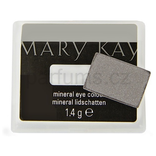 Mary Kay Mineral Eye Colour oční stíny odstín Silver Satin (Mineral Eye Colour) 1,4 g