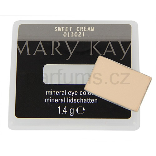 Mary Kay Mineral Eye Colour oční stíny odstín Sweet Cream (Mineral Eye Colour) 1,4 g