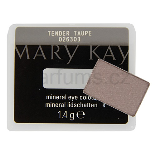 Mary Kay Mineral Eye Colour oční stíny odstín Tender Taupe (Mineral Eye Colour) 1,4 g