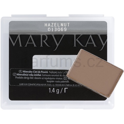 Mary Kay Mineral Eye Colour oční stíny odstín Hazelnut (Mineral Eye Colour) 1,4 g