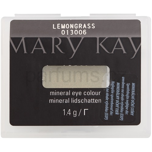 Mary Kay Mineral Eye Colour oční stíny odstín Lemongras (Mineral Eye Colour) 1,4 g