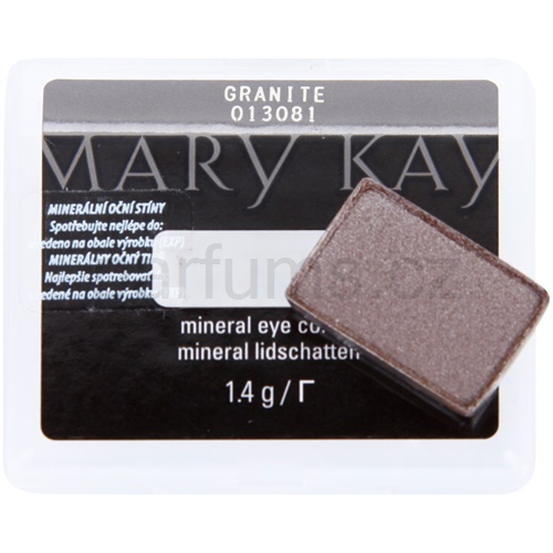 Mary Kay Mineral Eye Colour oční stíny odstín Granite (Mineral Eye Colour) 1,4 g