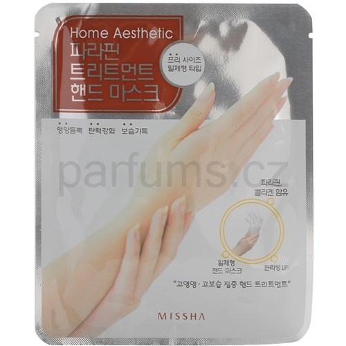 Missha Home Aesthetic parafínová maska na ruce (Paraffin Hand Mask) 16 ml