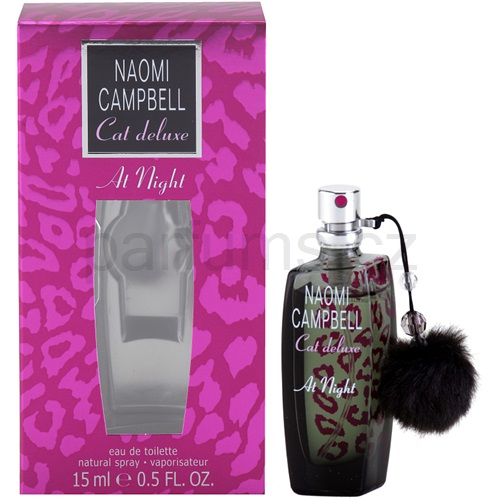 Naomi Campbell Cat deluxe At Night 15 ml toaletní voda