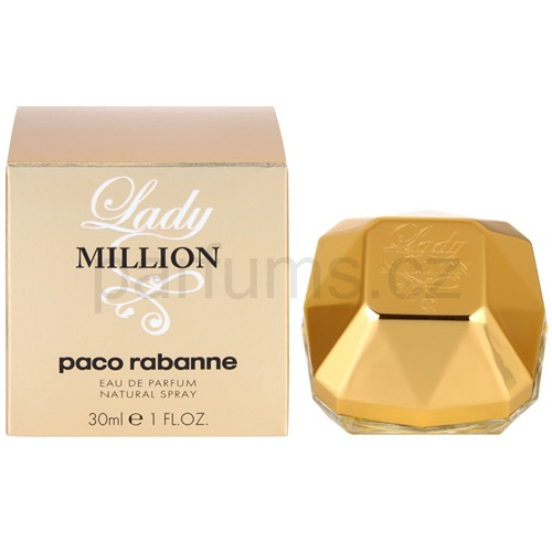 Paco Rabanne Lady Million 30 ml parfémovaná voda