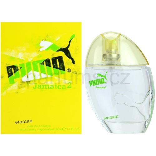 Puma Jamaica 2 Woman 50 ml toaletní voda