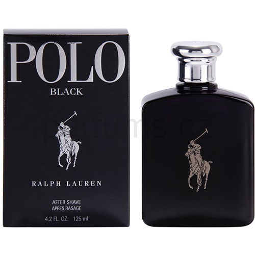 Ralph Lauren Polo Black 125 ml voda po holení