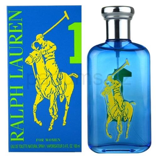 Ralph Lauren The Big Pony Woman 1 Blue 100 ml toaletní voda