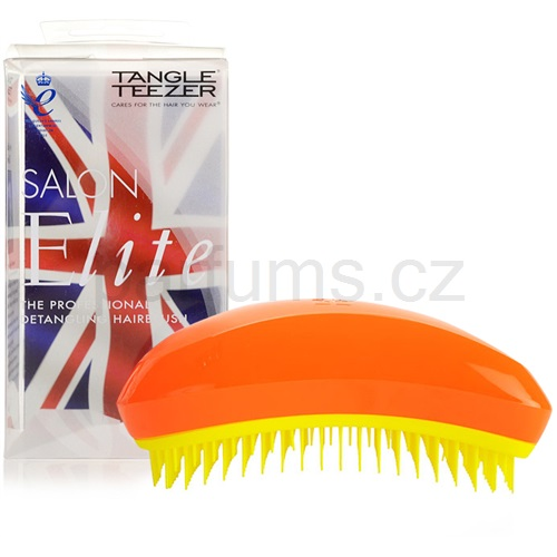 Tangle Teezer Salon Elite kartáč na vlasy (Orange Mango)