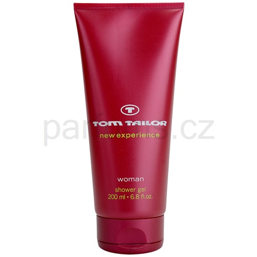 Tom Tailor New Experience Woman 200 ml sprchový gel